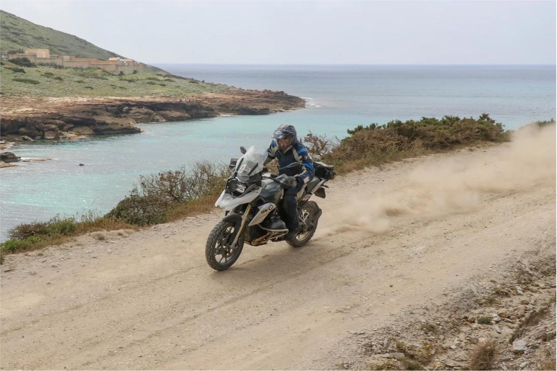 adventure riding